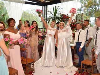 O casamento de Liliane e Míriam