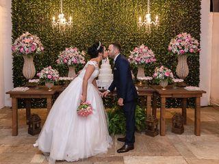 O casamento de Eloiza e Willian