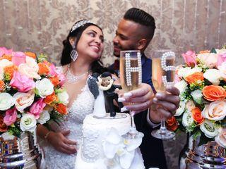 O casamento de Hiale e Salatiel