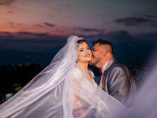 O casamento de Marcos e Priscila 1