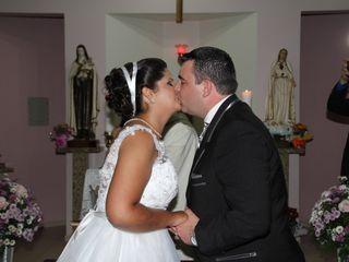 O casamento de Daniele e Rafael
