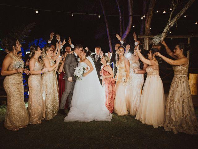 O casamento de Juliana e Murilo
