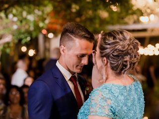 O casamento de Jennifer e André 1