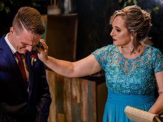 O casamento de Jennifer e André 3