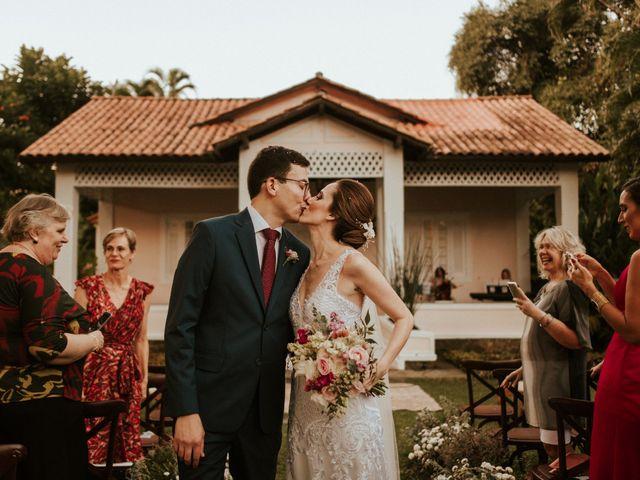 O casamento de Rebeca e Bernardo
