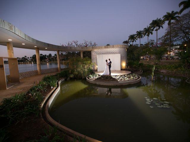 O casamento de Daniela e Gladson