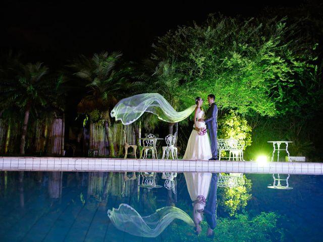 O casamento de Viviane e Thiago