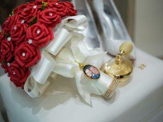 O casamento de Samara e Avner 1