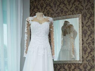 O casamento de Samara e Avner 2