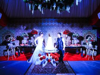 O casamento de Samara e Avner