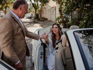 O casamento de Carol e Vinicius 1