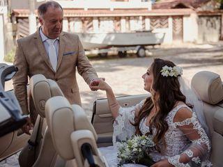 O casamento de Carol e Vinicius 2