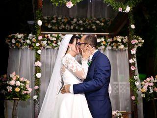 O casamento de Vanusa e Gustavo