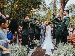O casamento de Sthephanye e Adonay