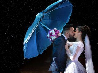 O casamento de Samara e Junior