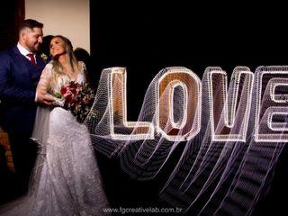 O casamento de Gabriela e Isayas 1