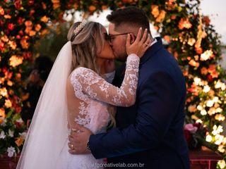O casamento de Gabriela e Isayas