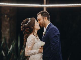 O casamento de Karina Rausis e Ricardo Gonçalves