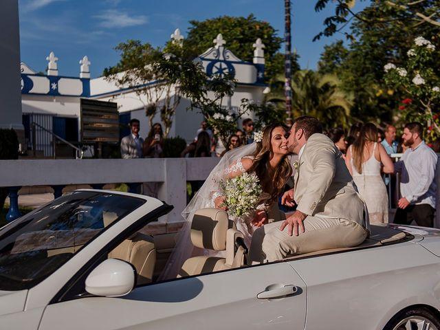 O casamento de Carol e Vinicius