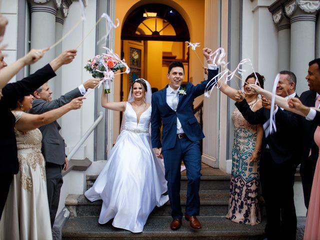 O casamento de Amanda e Ronny