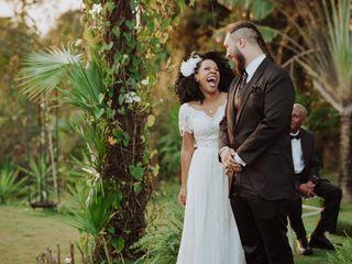 O casamento de Aline  e Matheus