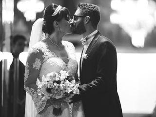 O casamento de Micheli e Victor