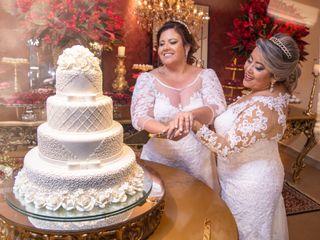 O casamento de Stella e Alê 1