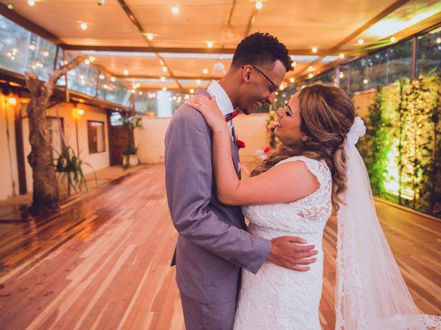 O casamento de Luana e Raffael