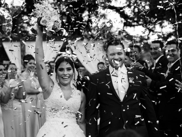 O casamento de Taty e Edson