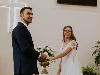 O casamento de Doris Elisabeth  e Toni Douglas