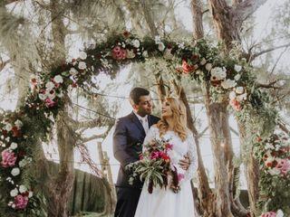 O casamento de Layla e Pedro