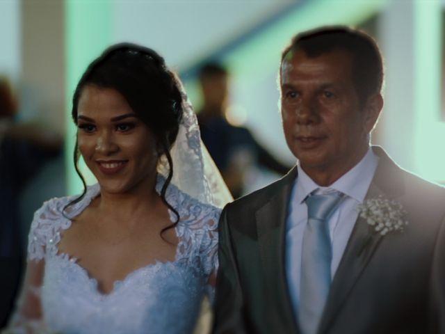 O casamento de Dener e Carita em Porto Velho, Rondônia 15