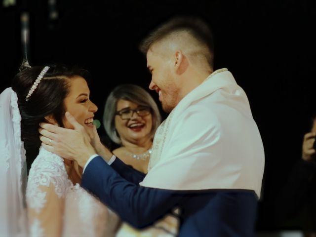 O casamento de Carita e Dener