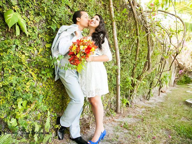 O casamento de Simone e Rafael