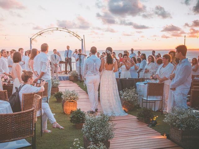 O casamento de Nina e Leo