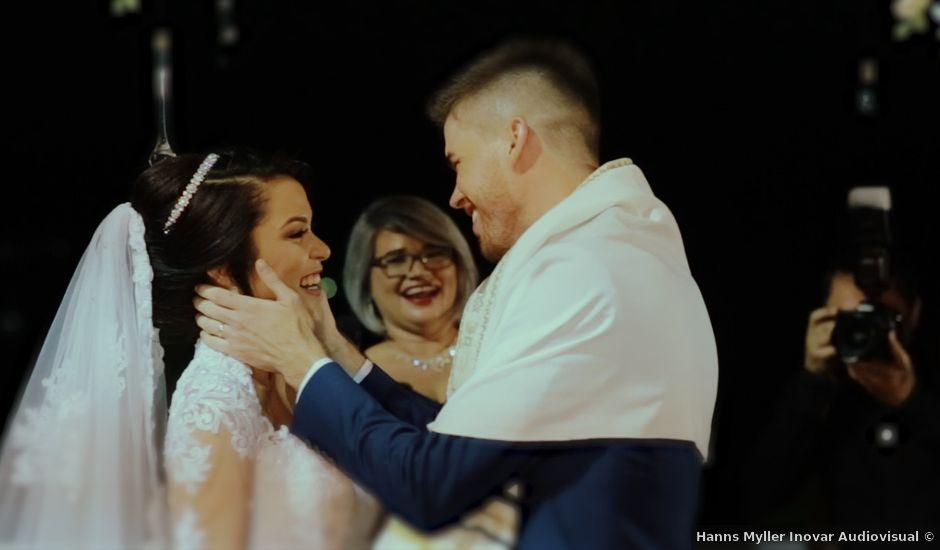 O casamento de Dener e Carita em Porto Velho, Rondônia