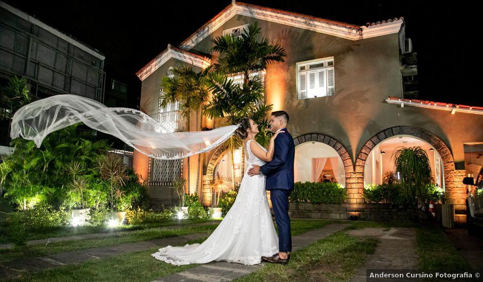 O casamento de Leonardo e Jacqueline em Recife, Pernambuco