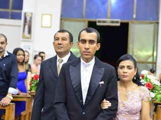 O casamento de Cássio e Luana 3