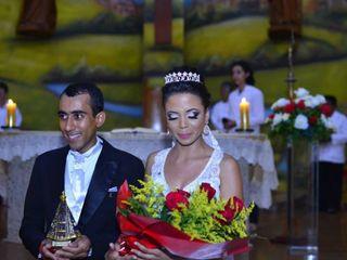 O casamento de Cássio e Luana