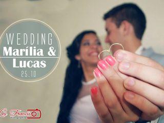 O casamento de Marília Freitas e Lucas Domingues