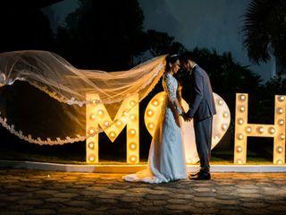 O casamento de Marcela e Handerson