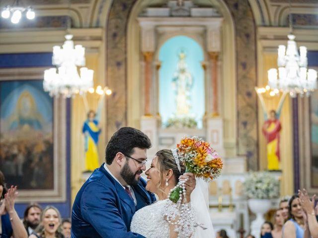 O casamento de Gésia e Benedir
