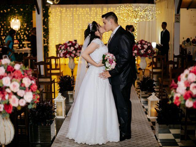 O casamento de Karla e Ricardo