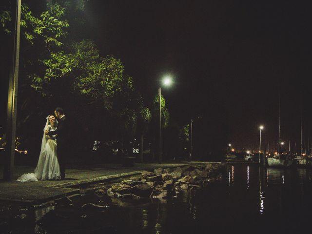 O casamento de Marcella e Marcelo