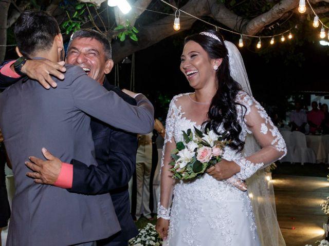 O casamento de Handerson e Marcela em Parnaíba, Piauí 8