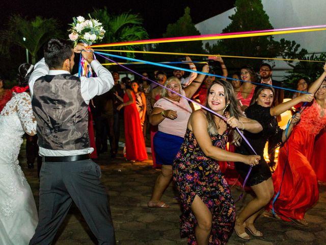 O casamento de Handerson e Marcela em Parnaíba, Piauí 16