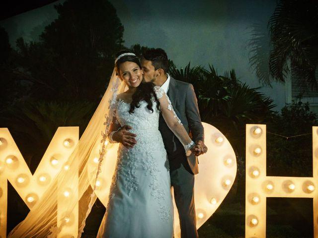 O casamento de Handerson e Marcela em Parnaíba, Piauí 24