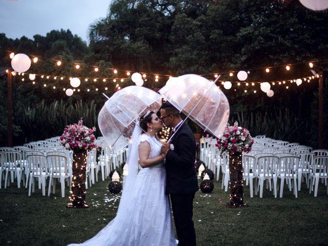 O casamento de Jetson e Mayara