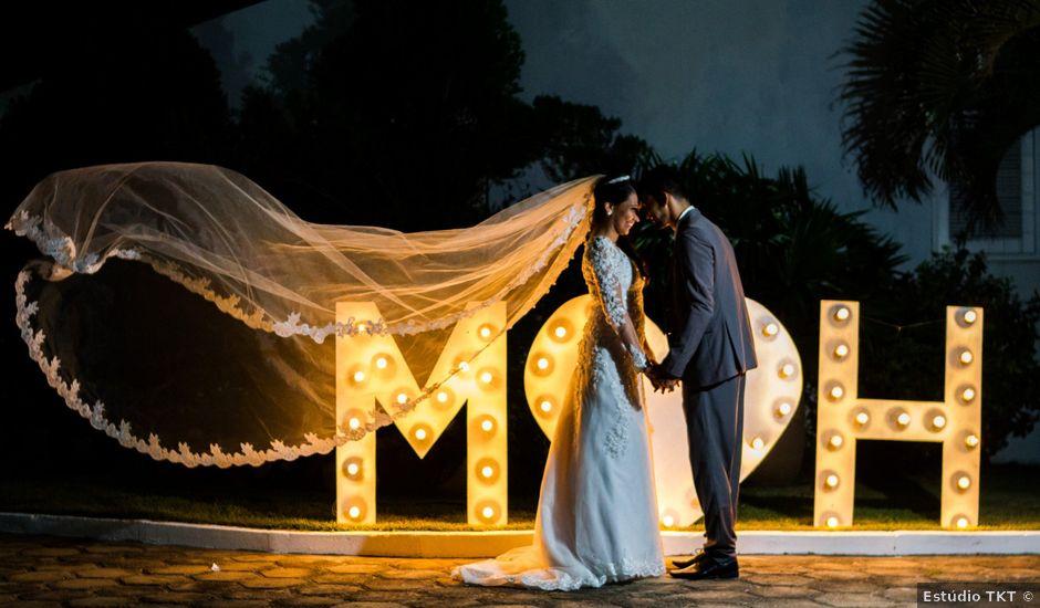 O casamento de Handerson e Marcela em Parnaíba, Piauí