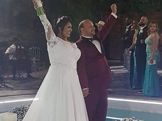 O casamento de Maeli  e Alexandre